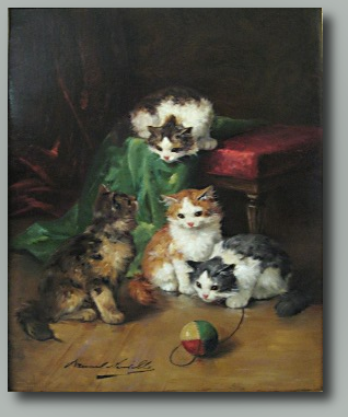 Cats After Restoration