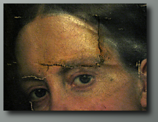 Face Before Restoration